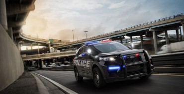 Powerful, Efficient 2020 Ford Police Interceptor Utility Revealed