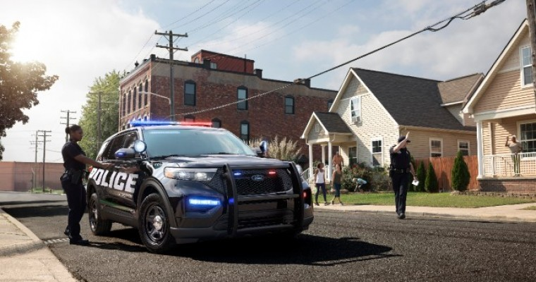 Chicago PD Orders 200 Ford Police Interceptor Utility Hybrids