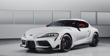 [PHOTOS] Behold the New Toyota Supra, Starting at $49,990