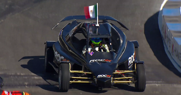 Guerra Wins on Home Turf at ROC Mexico