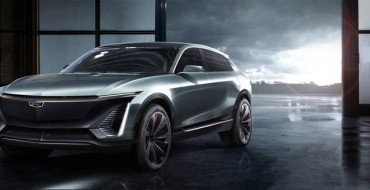Cadillac Unveils Its Upcoming EV Crossover