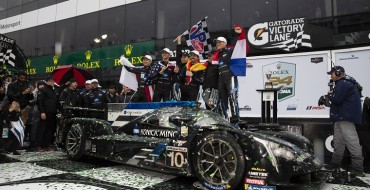 Alonso Wins Grueling 24 Hours of Daytona