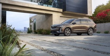Cadillac XT6 and Chevy Blazer Are Semifinalists for 2020 Utility of the Year