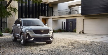 [PHOTOS] 2020 Cadillac XT6 Makes Its Global Debut