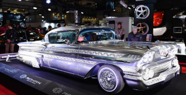 Bespoke Chevy Impala Makes an Appearance at Tokyo Auto Salon