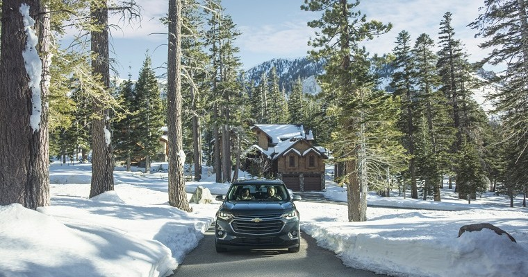 Chevy Offers Free OnStar Services for Winter Protection