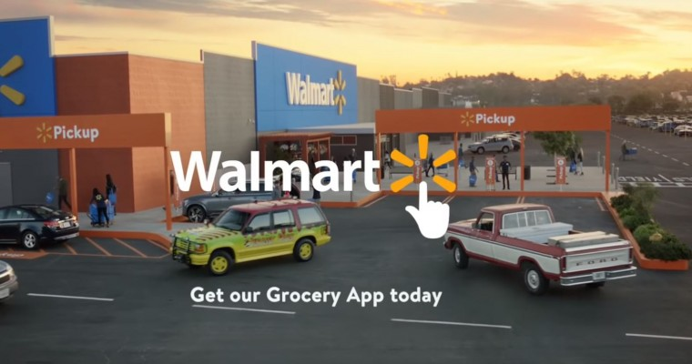 What Famous Cars Are in That Walmart Commercial?