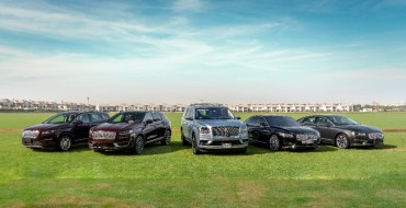 Ford Middle East Gives Jurors Test Drives Prior to 2019 Middle East Car of the Year Awards