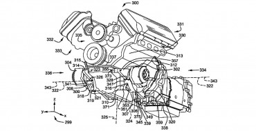 Patent Suggests Ford Mustang Hybrid Could Get a V8