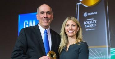 GM Takes Home 4th Straight IHS Markit Customer Loyalty Award