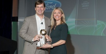 Ford Wins Ninth Straight IHS Markit Overall Loyalty to Make Award