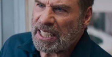 John Travolta-Starring 'Trading Paint' Sure Looks Like a Movie All Right