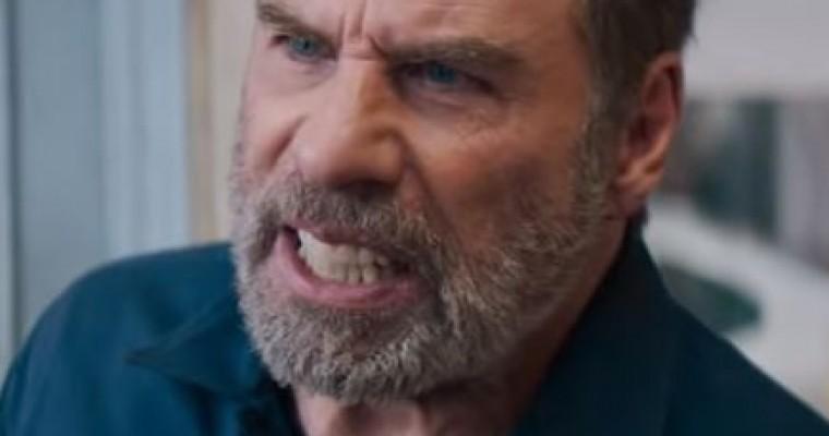 John Travolta-Starring 'Trading Paint' Sure Looks Like a Movie All Right