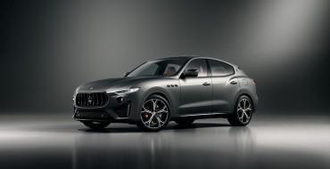 Maserati Launches Levante Vulcano Edition