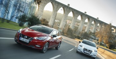 Nissan Micra Features New Options to Appeal to European Drivers