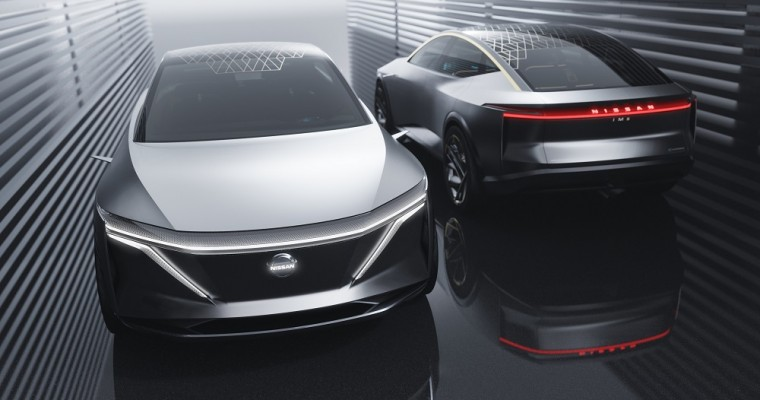 [PHOTOS] Nissan IMs Concept Unveiled in Detroit