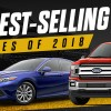 Infographic: The 10 Best-Selling Vehicles of 2018