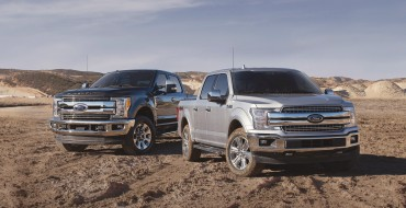 Ford Truck Sales Surpass 1 Million Globally, F-Series Achieves 42nd Year as America's Best-Selling Truck