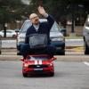 Man Drives Toy Car in Louisiana Education Reform Ad