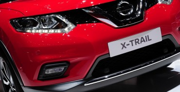 UK Courted Nissan to Keep the X-Trail in Sunderland