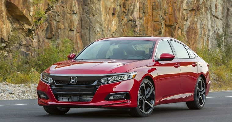 Honda Most Represented Brand in Inaugural '2019 Edmunds Editor's Choice Awards'