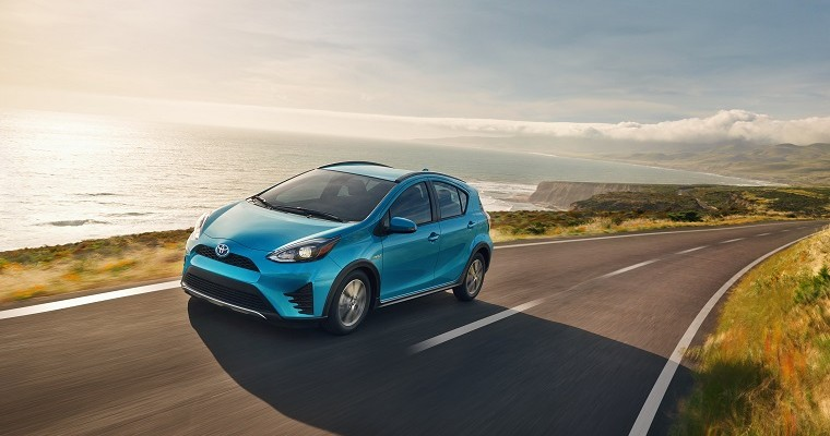 Toyota Axes the Prius c in Favor of Corolla Hybrid