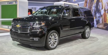 2019 Chevy Suburban Makes US News' List of 7 Great Minivan Alternatives