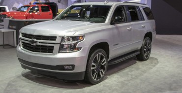 US News Names Chevy Tahoe One of Best 7-Passenger Vehicles to Buy in 2019