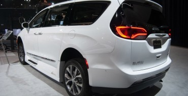 Texas Auto Writers Name 2019 Chrysler Pacifica Family Car of Texas