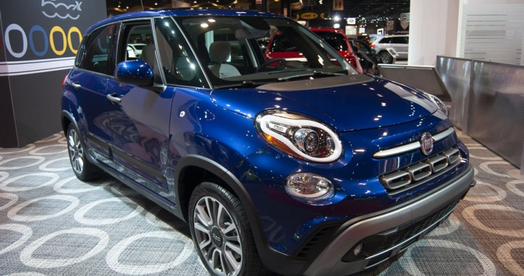 2019 Fiat 500L Wins Economic Performance Award from Automotive Science Group