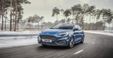 2019 Ford Focus ST Laughs at America With 276 Horsepower