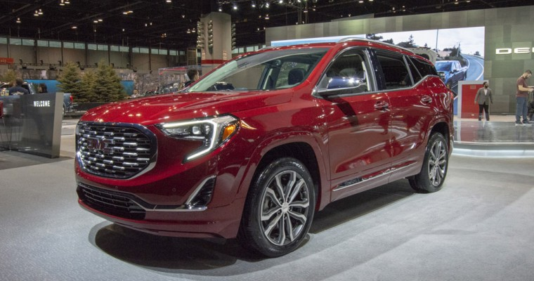 GMC Terrain Earns Spot on Parents Magazine's 10 Best Family Cars of 2019 List