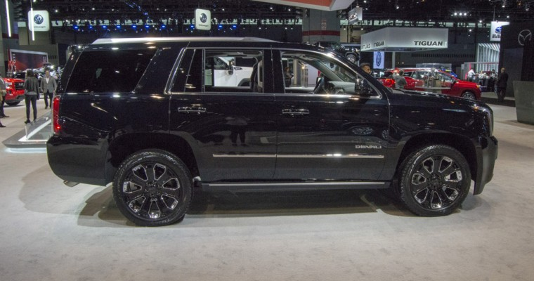 GMC Yukon Ranks as One of US News' 6 Best Full-Size SUVs for 2019