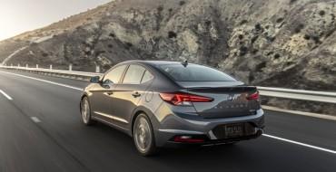 2019 Hyundai Elantra Overview