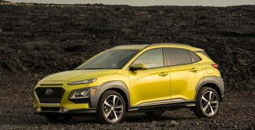 U.S. News & World Report Honors High-Value Hyundai Kona