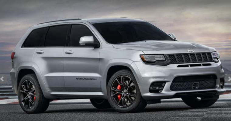 2019 Jeep Grand Cherokee Secures Three Car Seats in Single Row
