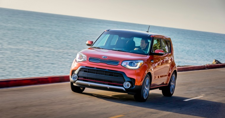 2019 Kia Soul Wins Kelley Blue Book 5-Year Cost to Own Award