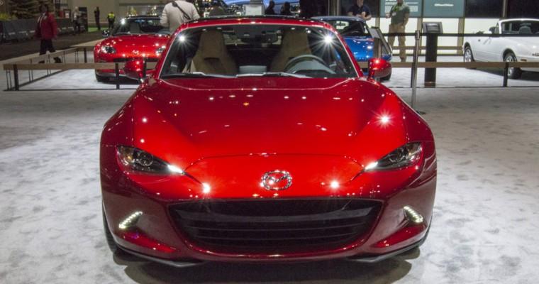 2019 Mazda MX-5 Miata Earns Repeat Win as Top Convertible from MotorWeek