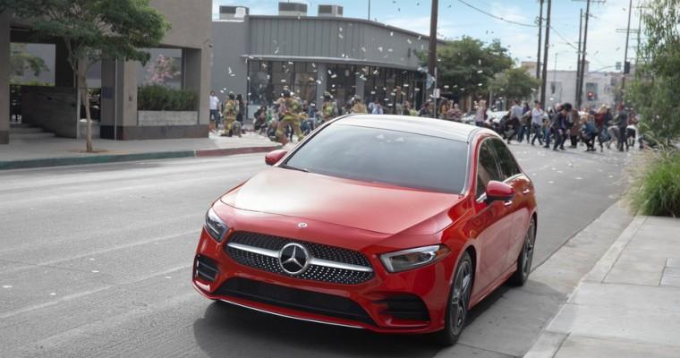 """Mercedes-Benz Super Bowl Ad: """"Say the Word"""""""