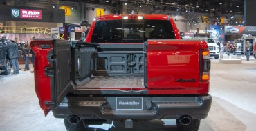 2019 Ram 1500 Gets Multifunction Tailgate