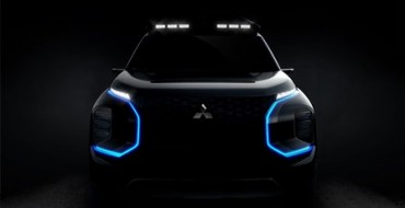 Get Ready for Another SUV From Mitsubishi