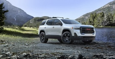 The Bold, Versatile 2020 GMC Acadia