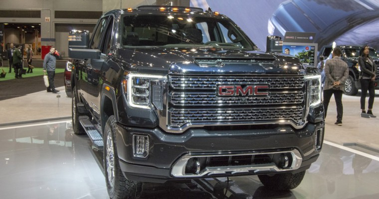 2019 Chicago Auto Show Photos: All the GMC Vehicles at This Year's Show