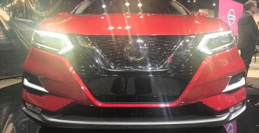 2020 Nissan Rogue Sport Makes Appearance at 2019 Chicago Auto Show