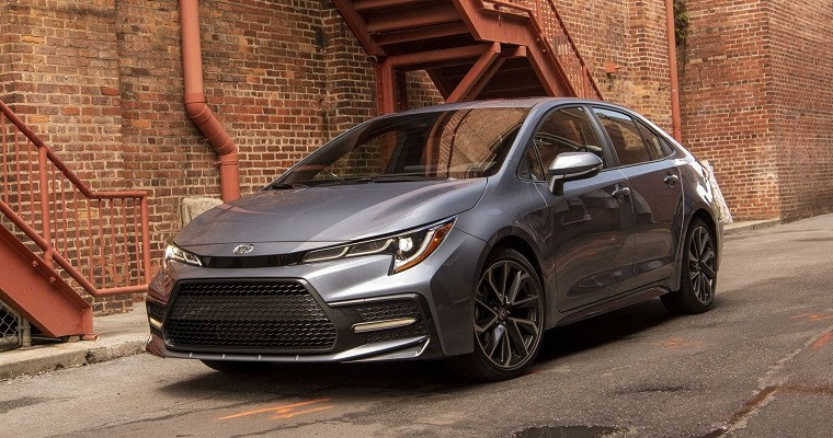 Toyota Announces All-New 2020 Corolla Pricing & Trim Information