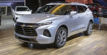No Way to Turn Off Auto Engine Stop-Start System for the Chevrolet Blazer