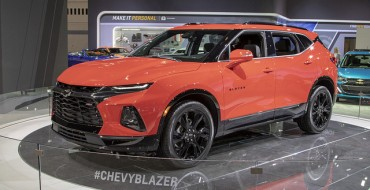2019 Chicago Auto Show Photo Gallery: Check Out All of the Chevrolet Vehicles at This Year's Show