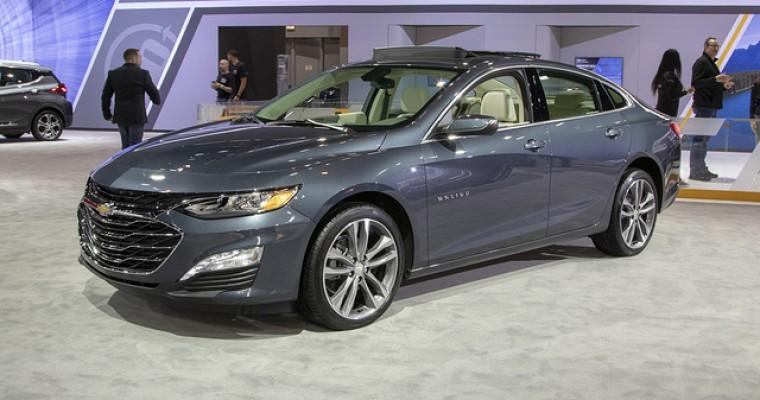 Chevy Malibu Makes US News' List of Nine Best Midsize Sedans for Families