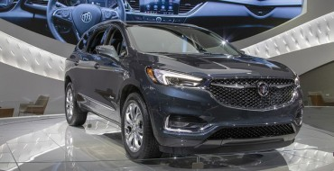 Two Buick Models Make US News' List of 20 Safest Small SUVs of 2019