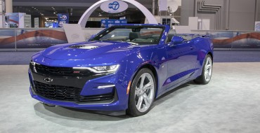 2019, 2020 Chevy Camaro Gets Navigation Upgrade Kit